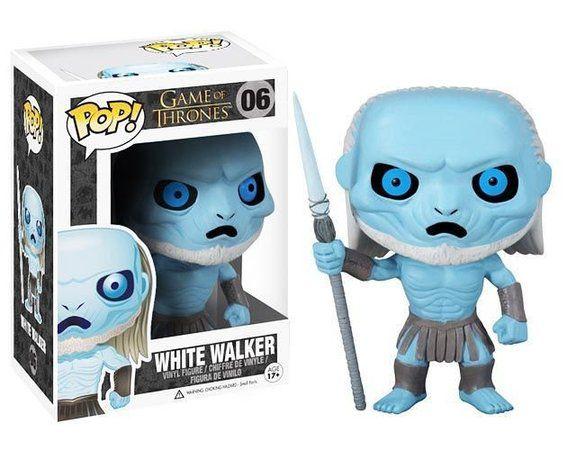 White Walker - Game Of Thrones - Funko Pop!