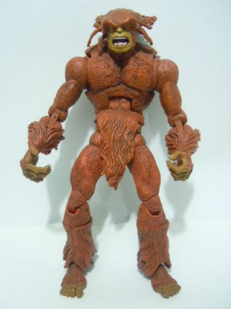 Sasquatch - Tropa Alfa - Marvel Legends - Toy Biz - Loose