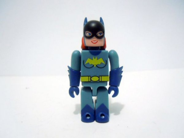 Medicom Toy Kubrick DC Batman Batgirl Loose