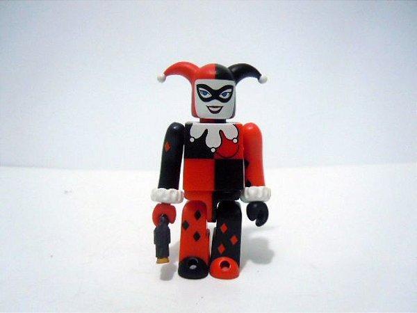 Medicom Toy Kubrick DC Arlequina (Harley Quinn) Loose