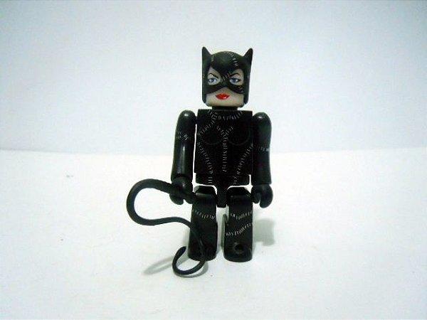 Mulher-Gato (Catwoman) - Michelle Pfeiffer - Batman Returns - Kubrick - Rara - Medicom Toy -Loose