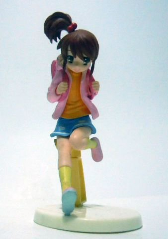 Bandai HGIF The Melancoly of Suzumiya Haruhi #3 Kyon´s Sister Trading Figure