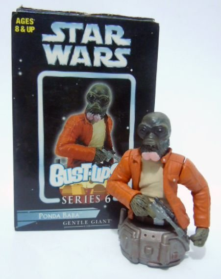 Ponda Baba - Star Wars - Bust -UP - Series 06 -Gentle Gant