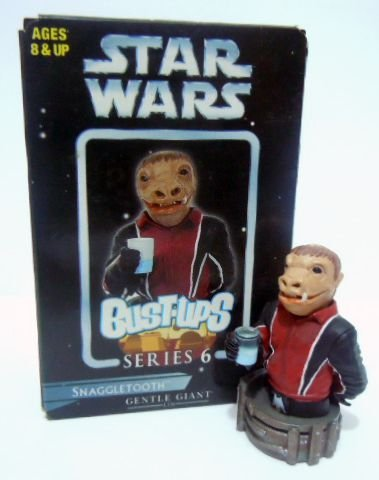 Snaggle Tooth - Star Wars - Bust Ups - Series 06 - Gentle Giant