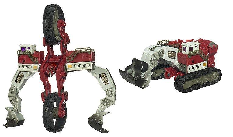 Takara Transformers ROTF  Demolishor + Conjunto Decalques Voyager Class