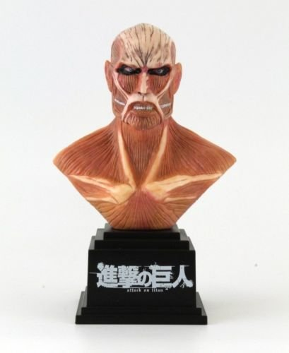 Titã Colossal - Busto - Shingeki no Kyojin - Attack On Titan - Sega