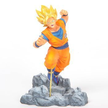 Banpresto Dragon Ball Super Soul X Soul Son Goku SSJ