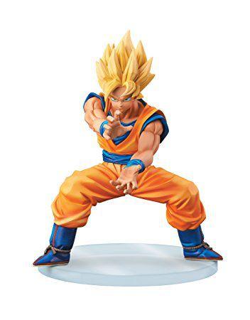Banpresto Dragon Ball Z Goku SSJ Dramatic Showcase 1 Vol. 2