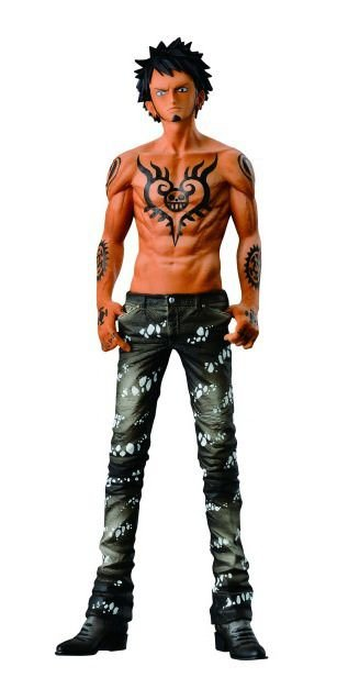 Trafalgar Law - One Piece - King of Artist - Jeans Freank Vers - Banpresto