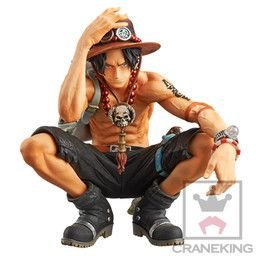 Banpresto One Piece King Of Artist Special Vers Portgas D. Ace