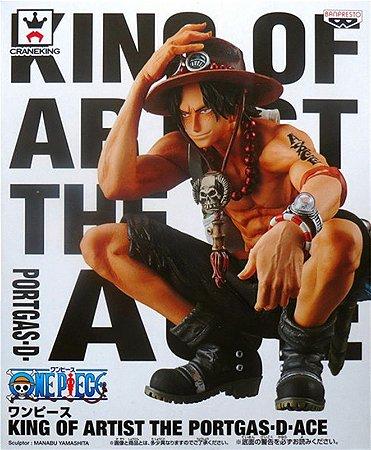 Portgas D. Ace - One Piece - King Of Artist -  Banpresto