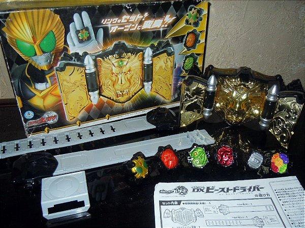 Kamen Rider Beast driver belt DX - Bandai