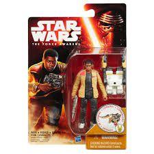 Hasbro Star Wars The force Awakens Finn Desert Mission