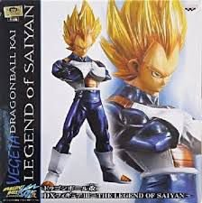 Vegeta SSJ - Dragon Ball Kai - Legend Of  Saiyan - DX III - Banpresto