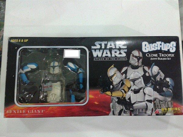 Gentle Giant Star Wars Clone Troopers 4 Bustos 06 Cm