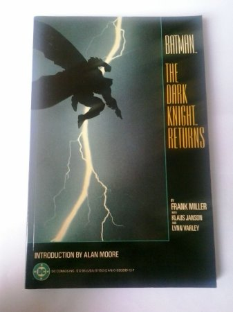 Batman The Dark Knight Returns - Frank Miller - Near Mint - Importado