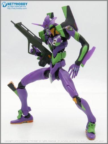 Banpresto Ichiban Kuji S.C.M.EX Evangelion Eva 01 Figure