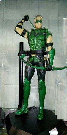 Crazy Toys Green Arrow (Arqueiro Verde) New 52 Estátua 26 Cm