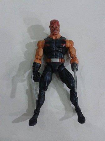 Wolverine Burned Era Do Apocalipse Marvel Legends - Hasbro - Loose