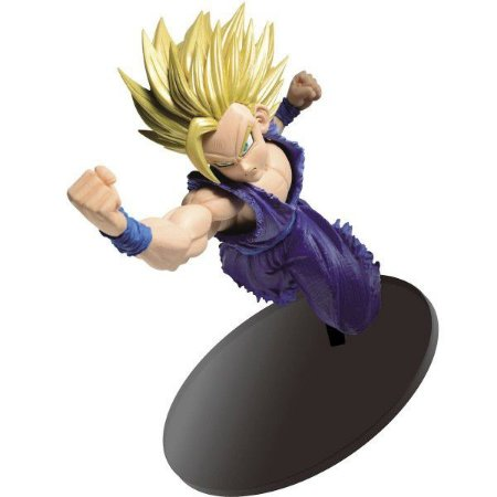 Banpresto Dragon Ball Z SCultures Gohan SSJ2 Figure