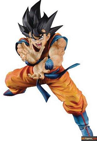 Banpresto Dragon Ball Z Kame-Há-Me-há kamehameha Goku