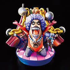 Ivankov  (Iva San) - One Piece -  Diorama - Log Box - Megahouse