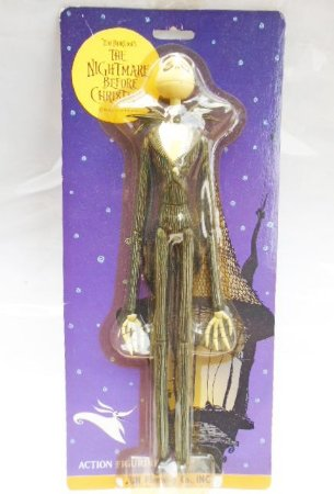 Jack Skellington - 32 cm - Articulado - O Estranho Mundo de Jack - Jun Planning Co.