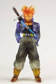 Mirai Trunks  SSJ - Dragon Ball Z - HSCF - Banpresto