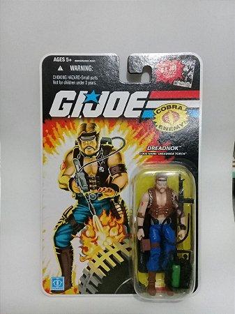Hasbro G.i.joe 25th Dreadnok Torch GiJoe 25th