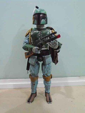 Hasbro Star Wars Boba Fett Articulado Eletrônico (Som e Voz)