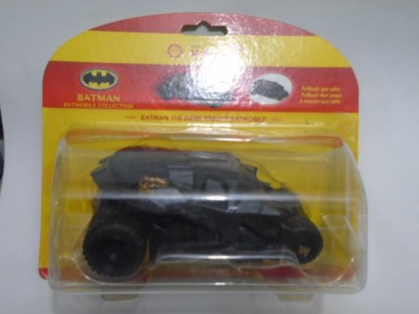 Shell V-Power DC Batman Batmóvel Tumbler