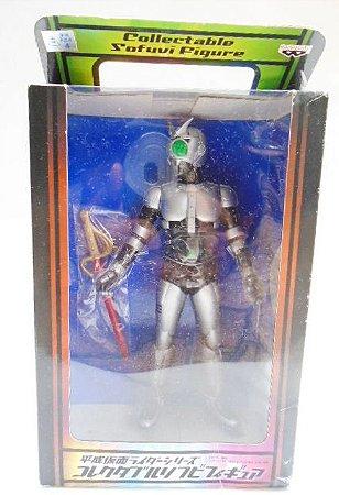 Kamen Rider - Collectable Sofuvi Figure - Shadow Moon - Banpresto