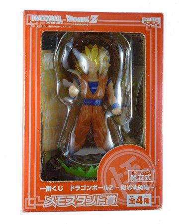Banpresto Dragon Ball Z Goku SSJ3 Trading Art