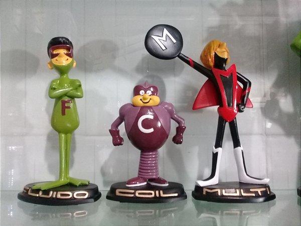 Os Impossíveis - Hanna-Barbera - Custom