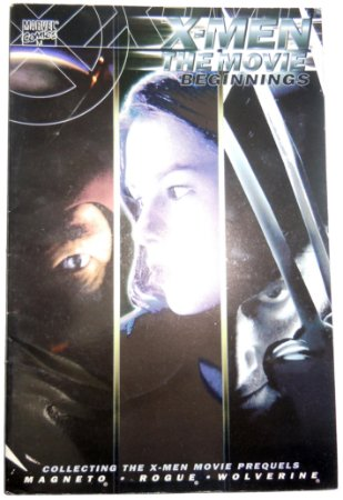 X-Men Movie Beggings Marvel Comics - Importada