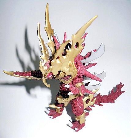 Ultraman Kaiju Monstro Gashapon