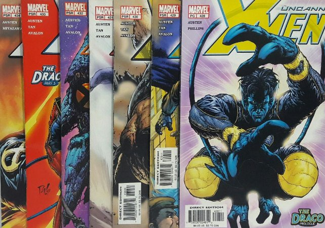 Unncany X-Men - The Draco - importada