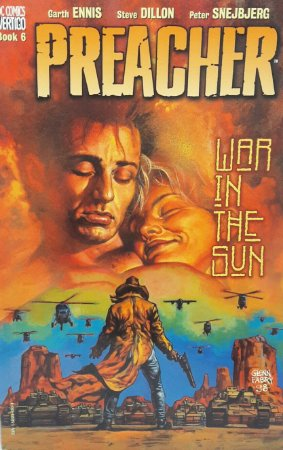 Preacher Book 6: War in the Sun - Importada