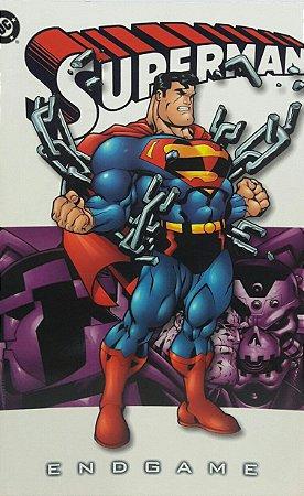 Superman ENDGAME - DC - Importada