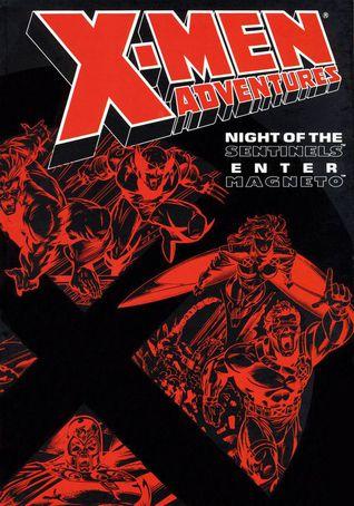 X-Men Night of Sentinels - Enter Magneto - Marvel - Importada