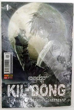 Kil-Dong - Crônicas de um guerreiro #1 - Panini Comics