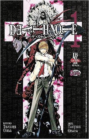 Death Note - Completo - Mangá - JBC