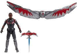 Hasbro Marvel Legends Guerra Civil Falcon Escala Universe Action Figure