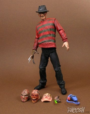 Neca A hora do pesadelo Ultimate Freddy Krueger Nigthmare on Elm Street