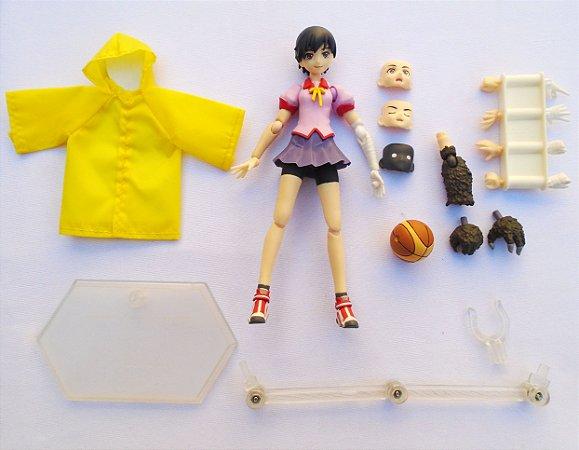 Figma Suruga Kanbaru Bakemonogatari Maxfactory  Figure Loose