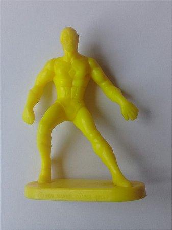 Gulliver Visão Amarelo - Vingadores Marvel Antigo Vintage