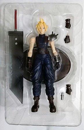 Final Fantasy 7 Playarts Cloud Strife Square-Enix
