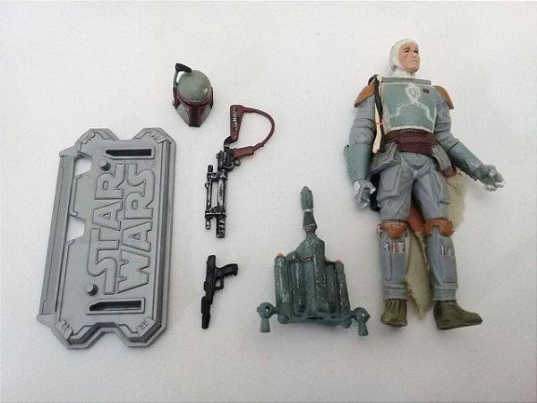 Star Wars Império Contra Ataca Bobba Fett Hasbro