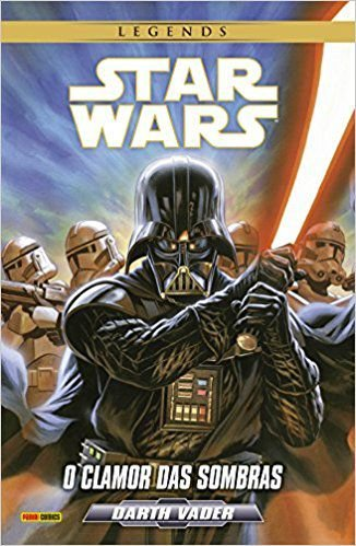 Star Wars O Clamor das Sombras Panini Comics