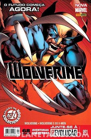 Nova Marvel Wolverine O Futuro Começa Aqui Panini Comics